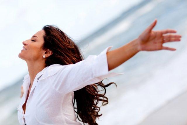 Картинки про счастливых женщин   подборка фото 026