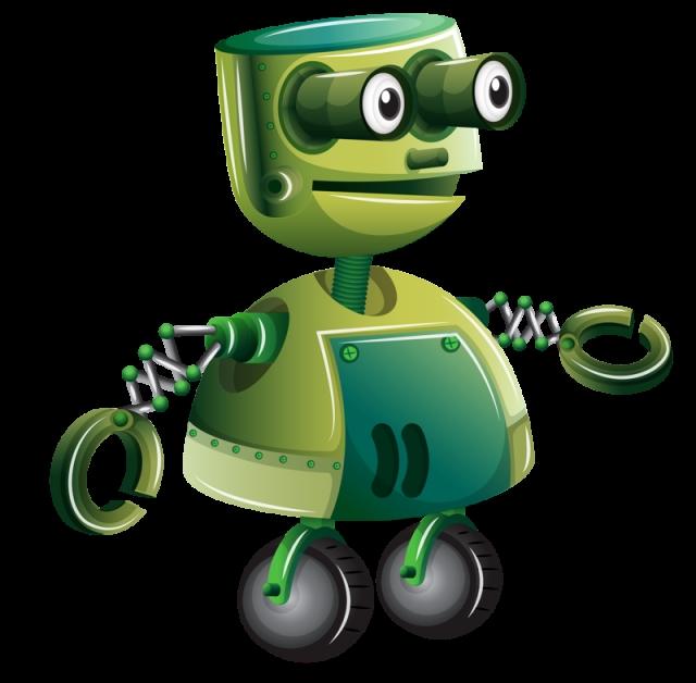 Картинки робота для детей   подборка фото (11)