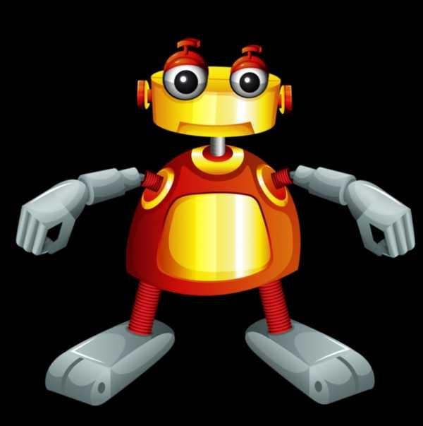 Картинки робота для детей   подборка фото (2)