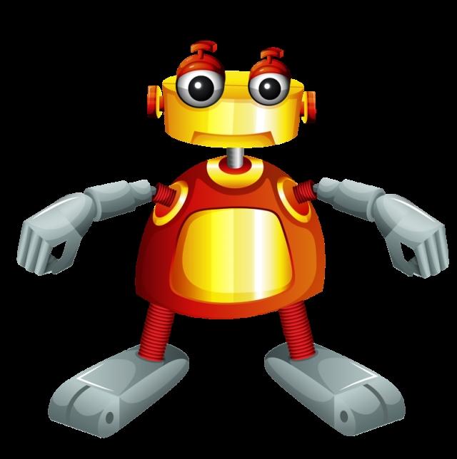 Картинки робота для детей   подборка фото (8)