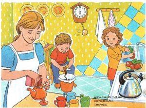 Картинки семья для детей для детского сада   сборка (18)