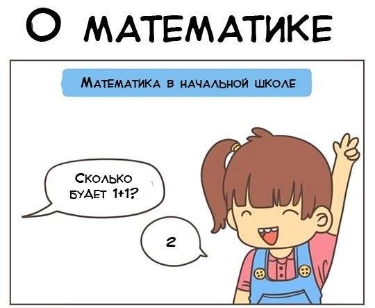 Смешные картинки про математику и математиков, открытку днем рождения