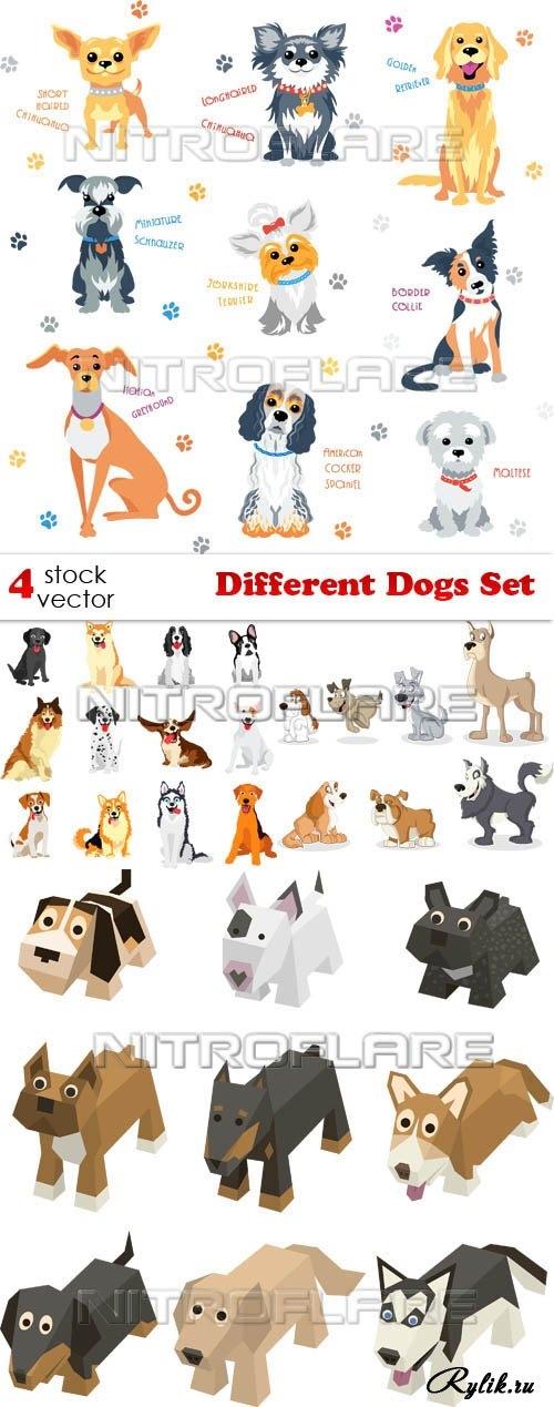 Картинки собака для детей нарисованные   картинки (15)