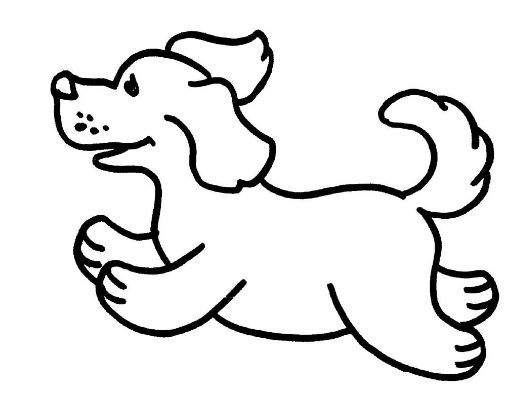 Картинки собака для детей нарисованные   картинки (8)