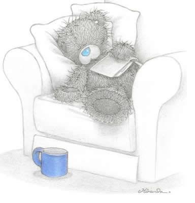Картинки спокойной ночи мишка Тедди 012