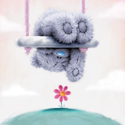 Картинки спокойной ночи мишка Тедди 021