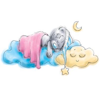 Картинки спокойной ночи мишка Тедди 025