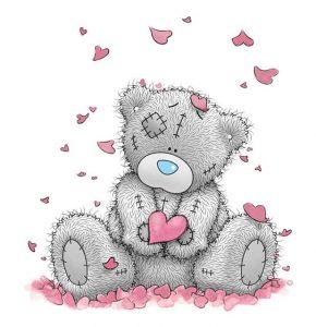 Картинки спокойной ночи мишка тедди   для любимой 023