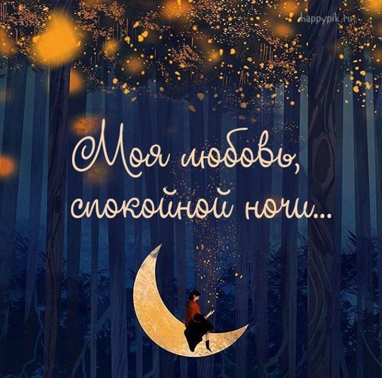 Картинки с надписями спокойной ночи сладких снов любимый, картинках смешные картинки