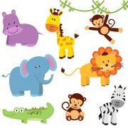 Картинки с малышами нарисованные   рисунки024