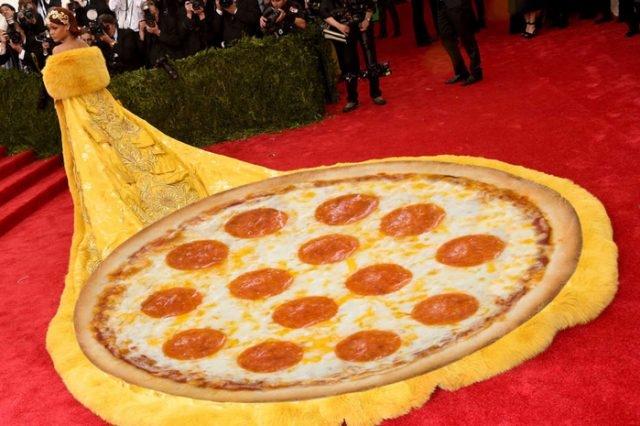 Картинки с пиццей смешные и веселые 004