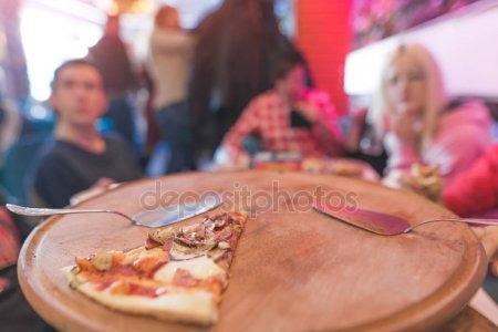 Картинки с пиццей смешные и веселые 018
