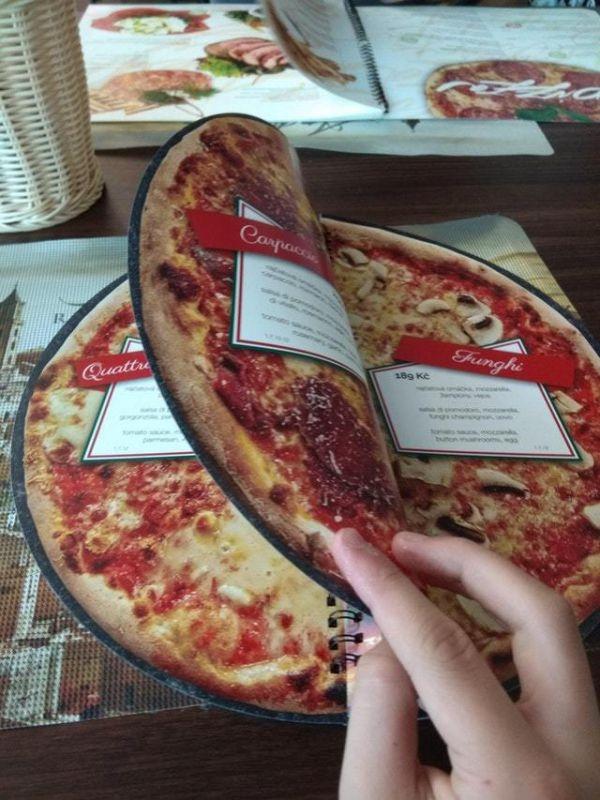 Картинки с пиццей смешные и веселые 025