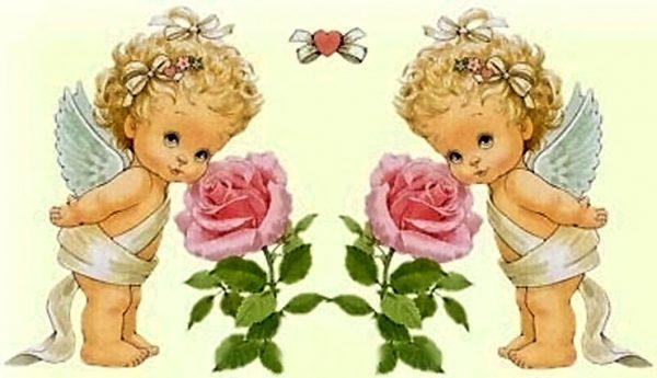 Поздравительные открытки близняшкам, властелину