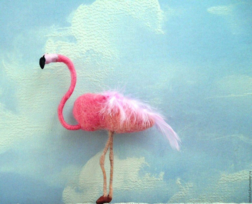 Картинки с фламинго на заставку   подборка (3)