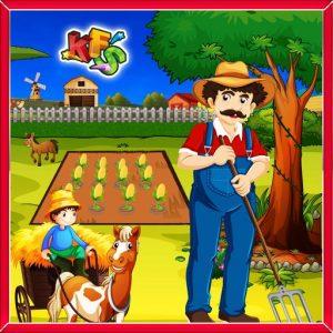 Картинки уборка урожая для детей 023