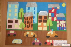 Картинки улица города для детей 026