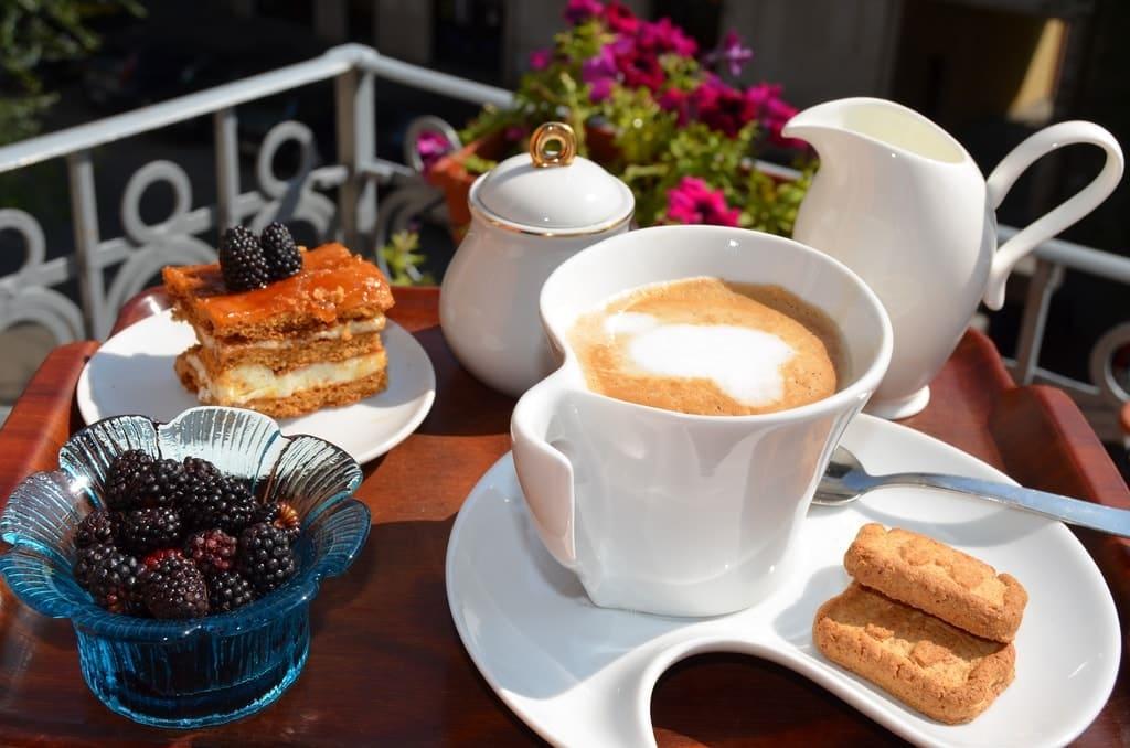 Картинки чай кофе доброе утро   подборка 005
