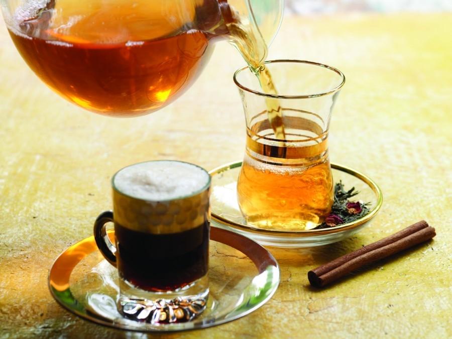 Картинки чай кофе доброе утро   подборка 019