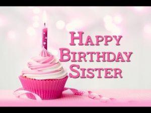 Картинки happy birthday sister   подборка014