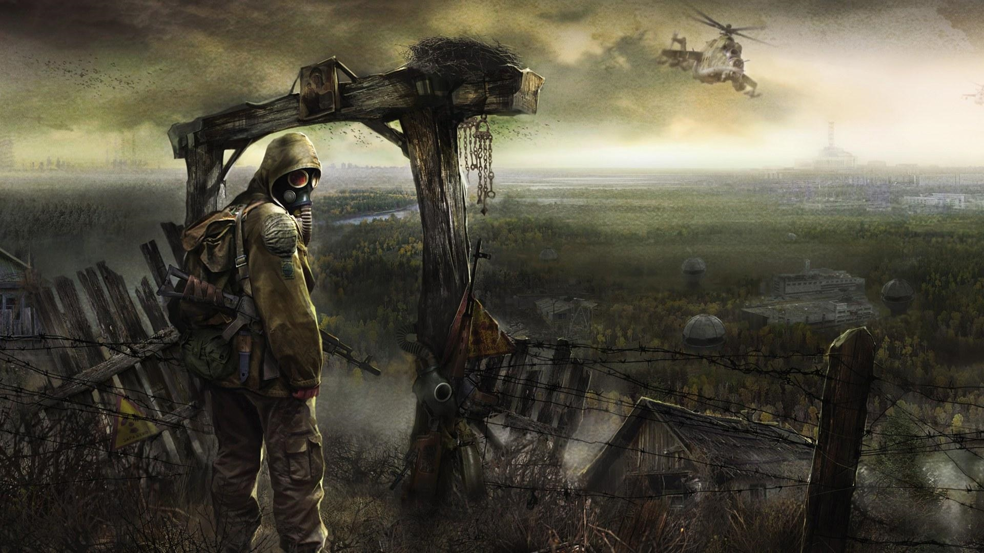 Открытки, крутые картинки игры сталкер