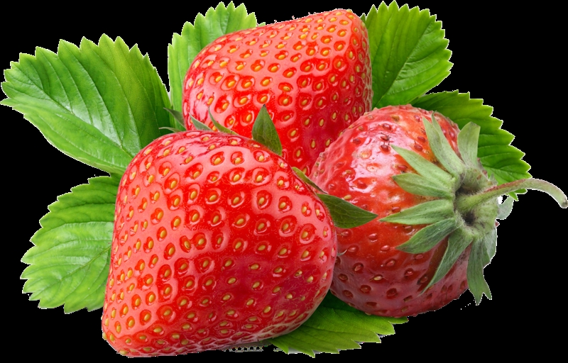 Клипарт на прозрачном фоне ягоды 023