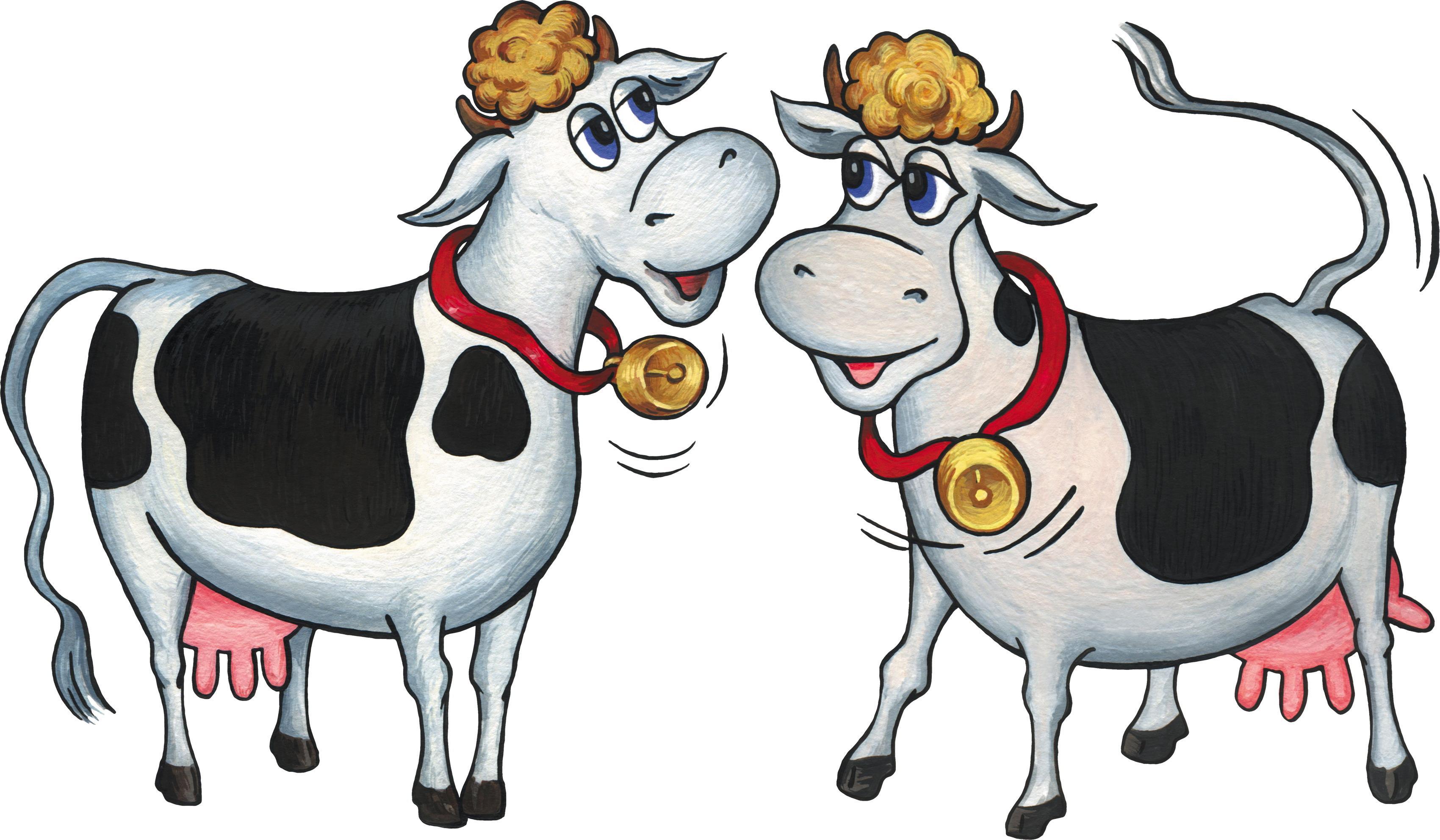 Скопировать открытку, коровы картинки для детей