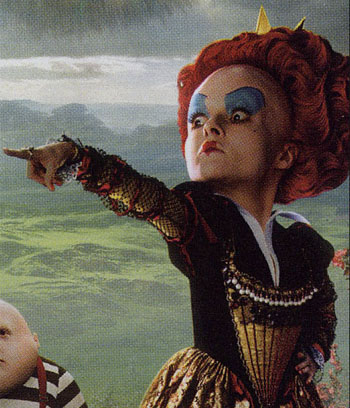 Королева из фильма Алиса в стране чудес   картинки (14)