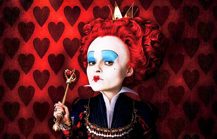 Королева из фильма Алиса в стране чудес   картинки (18)