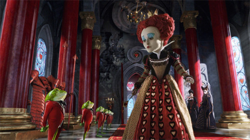 Королева из фильма Алиса в стране чудес   картинки (20)