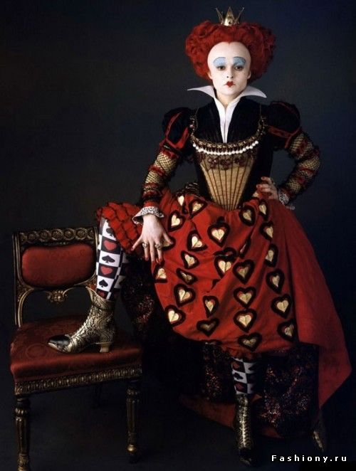 Королева из фильма Алиса в стране чудес   картинки (4)