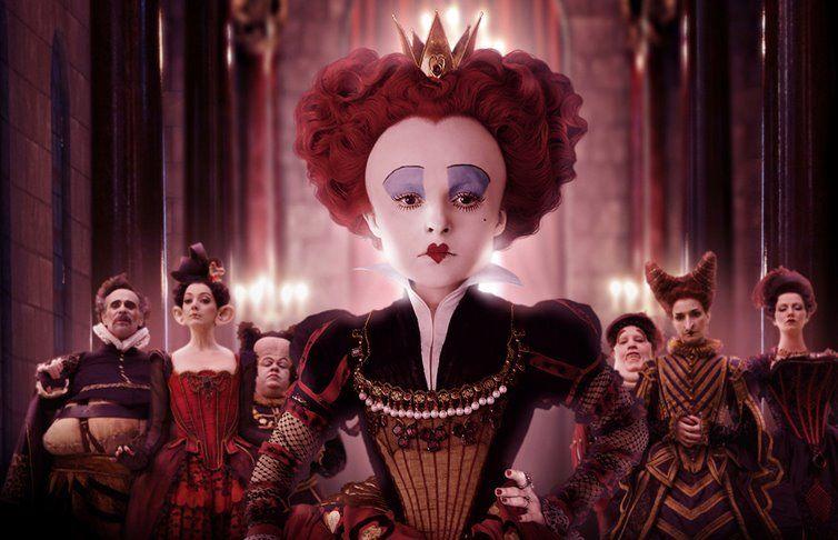 Королева из фильма Алиса в стране чудес   картинки (6)