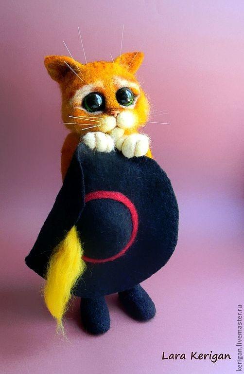 Кот в сапогах   фото из мультфильма Шрек (1)