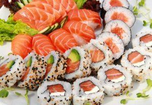 Красивое суши фото и картинки 019