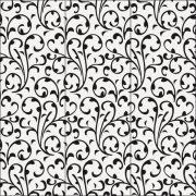 Красивые белые фоны с узорами   картинки 029