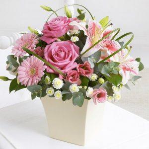 Красивые букеты с цветами фото 027