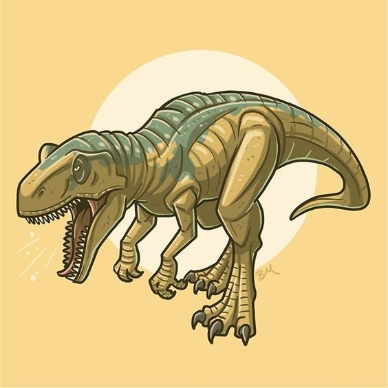 Красивые динозавры фото и описание   подборка 003