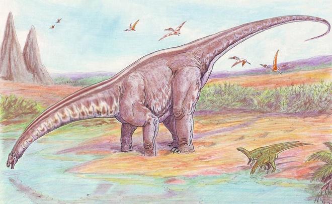 Красивые динозавры фото и описание   подборка 004