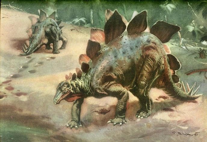Красивые динозавры фото и описание   подборка 011