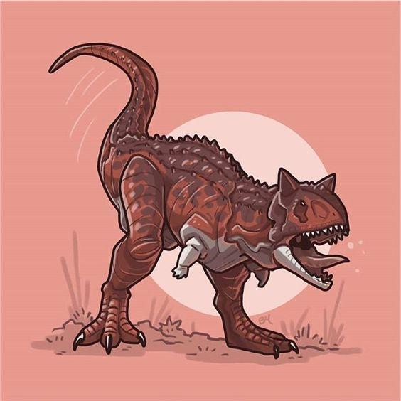 Красивые динозавры фото и описание   подборка 020