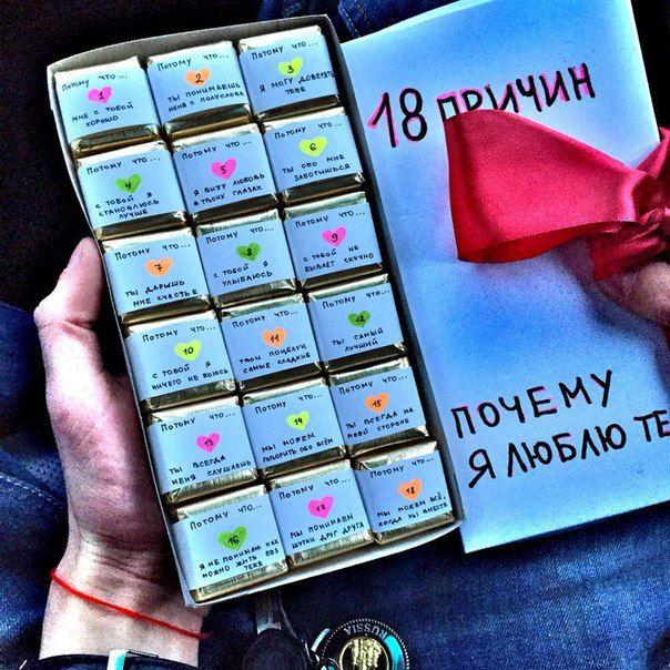 Красивые идеи подарков на День Рождения с фотографиями   подборка (44)