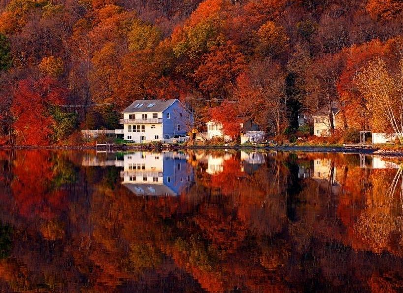 Красивые и яркие картинки про осень012