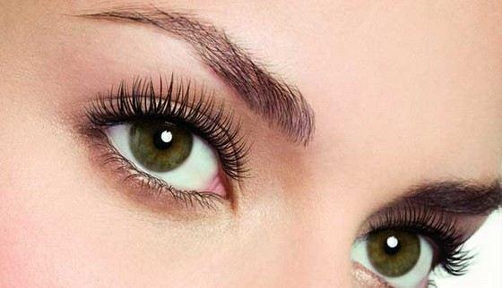 Красивые карие глаза девушки фото и картинки 021