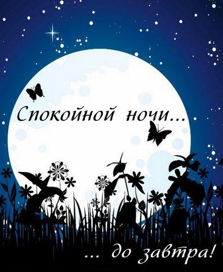 Красивые картинки Валентина спокойной ночи023