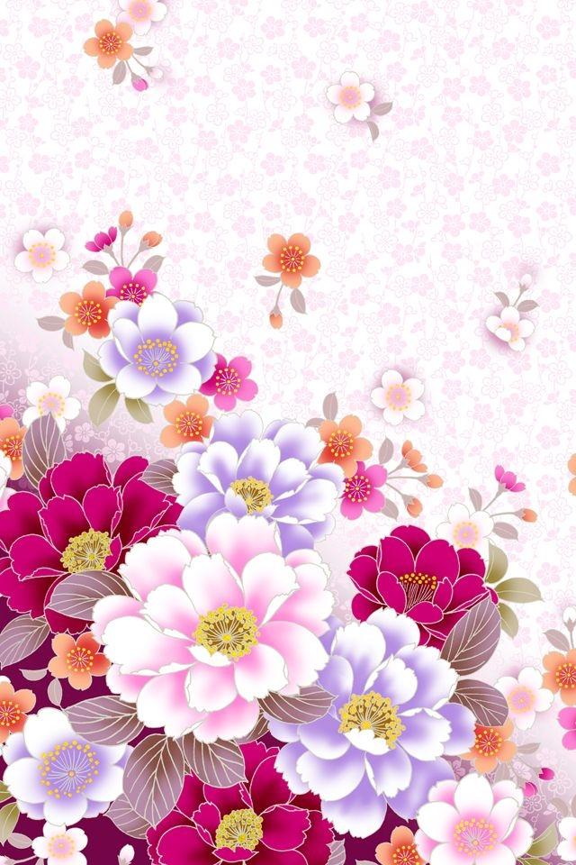 Красивые картинки вертикальные цветы003
