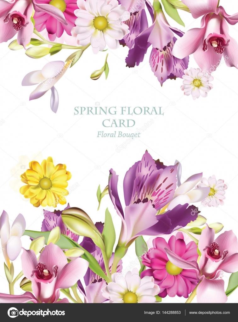 Красивые картинки вертикальные цветы019