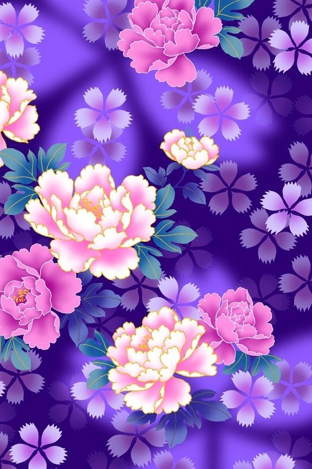 Красивые картинки вертикальные цветы021
