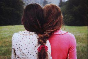 Красивые картинки две лучшие подружки023