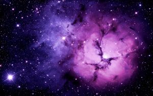 Красивые картинки космос доброе утро023