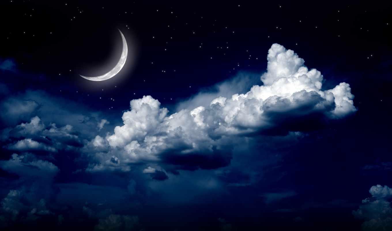 Красивые картинки на рабочий стол ночь и луна018